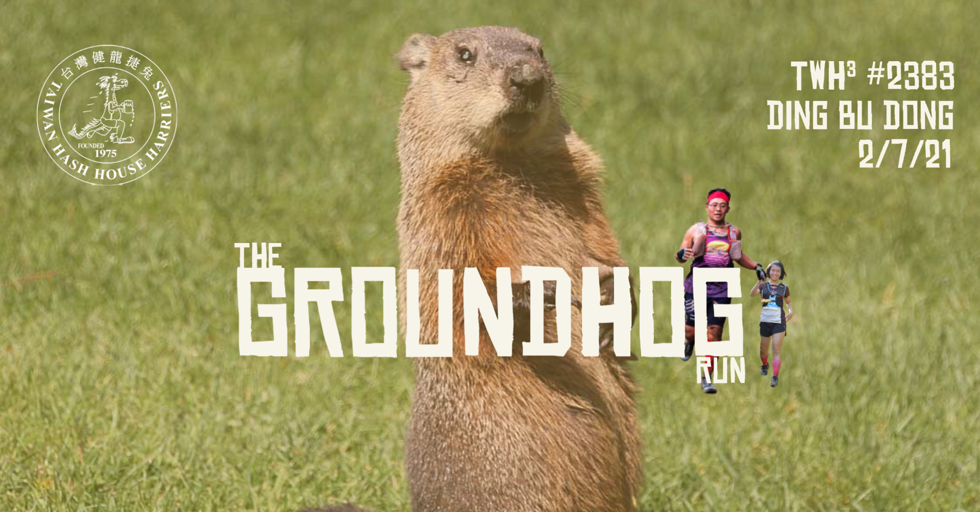 #2383 - The Groundhog Run