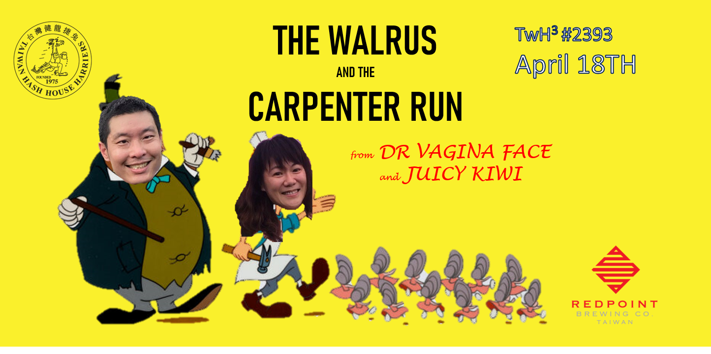 #2393 - The Walrus and the Carpenter Run