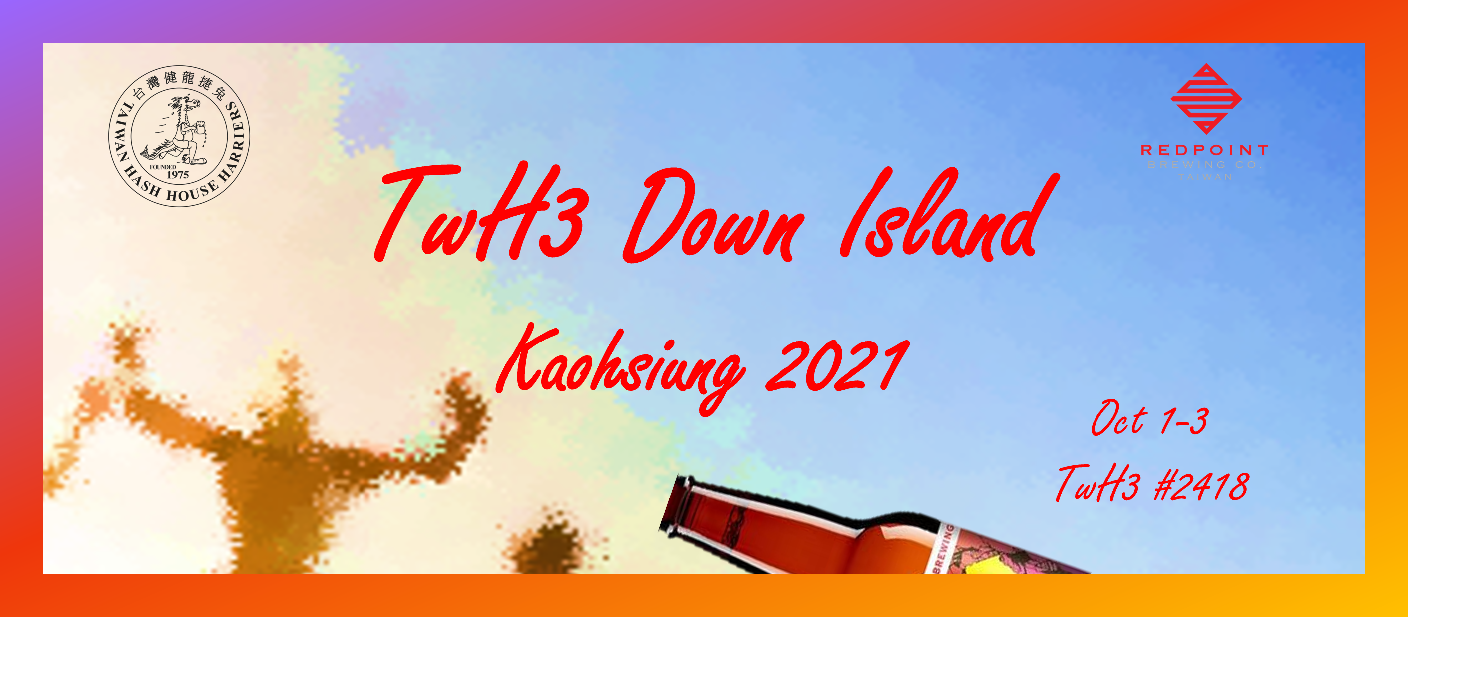 The Big Fat Beach Down Island Weekend 2021