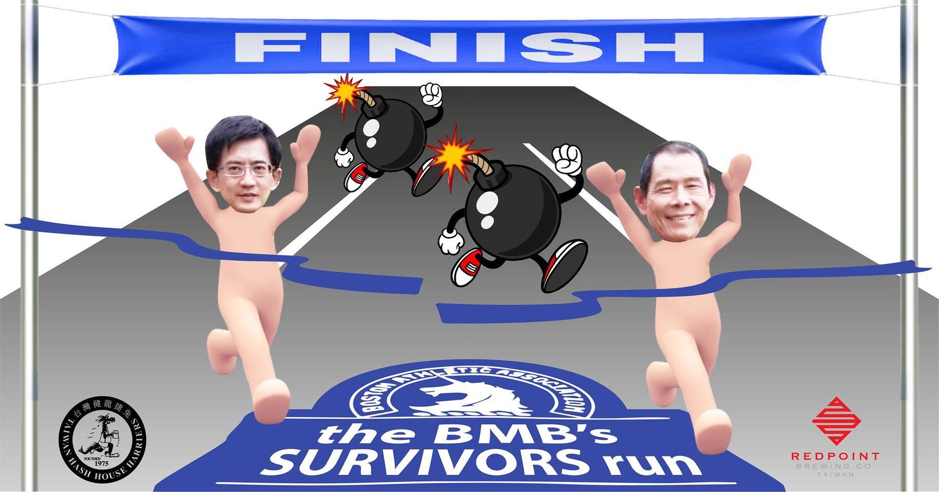 The BMB's Survivors Run # 2420